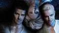 Buffy Vampire Diaries V2 1080p Wallpaper HQ
