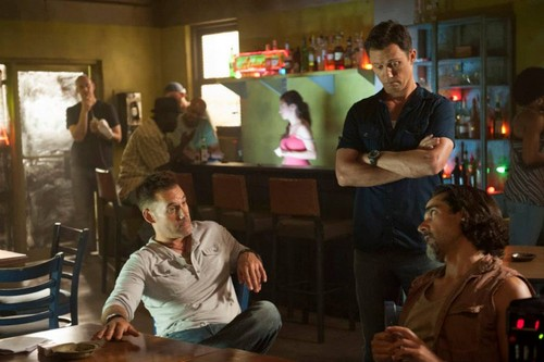 Burn Notice//Season 7 Gallery - Eps. 1 - 4