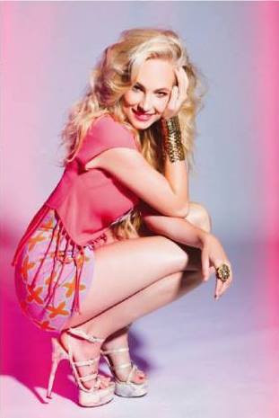 Candice for Nouveau Magazine