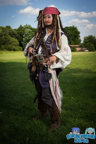 Captain Jack Sparrow Cosplay by SparrowStyle