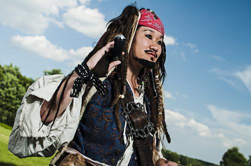 Captain Jack Sparrow (On Stranger Tides version) bởi SparrowStyle