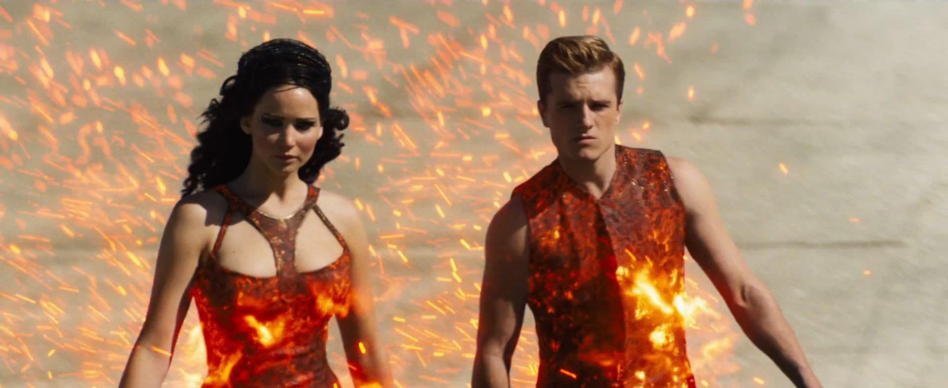 Hunger Games : L'Embrasement (The Hunger Games: Catching Fire) est un film américain de science-fiction dystopique réalisé par Francis Lawrence, sorti en 2013.