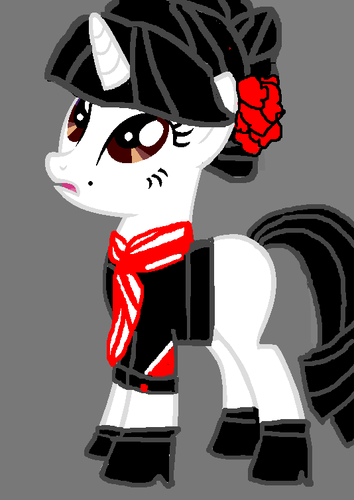 Chee Chee As A pony