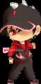 ちび BoBoiBoy Halilintar (Lightning/Thunder)