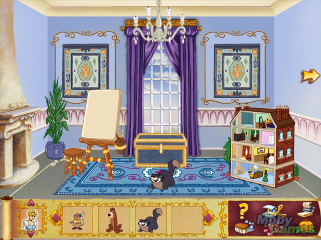 Cinderella Images Cinderella S Dollhouse Wallpaper And Background