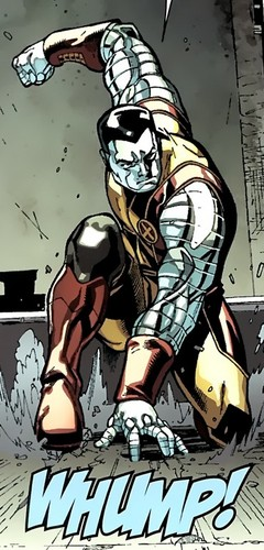 "X-Men wallpaper with anime titled Colossus / Piotr ""Peter"" Rasputin"