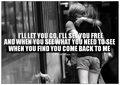 Come Back To Me - quotes photo