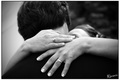 Couples hugging - love photo