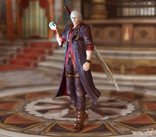 Devil May Cry 4-Nero