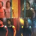 Dimitri - dimitri-belikov fan art