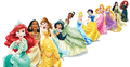 disney Princess Line