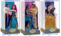 Disney Store Fairytale Designer Collection Dolls