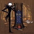 Doctor Who meets Disney - disney-princess fan art