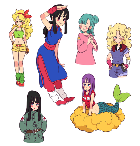 Dragon Ball Ladies ~