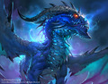 Dragon - fantasy-art photo
