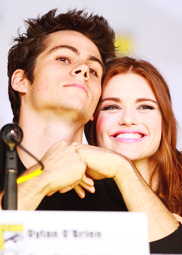 Dylan and Holland