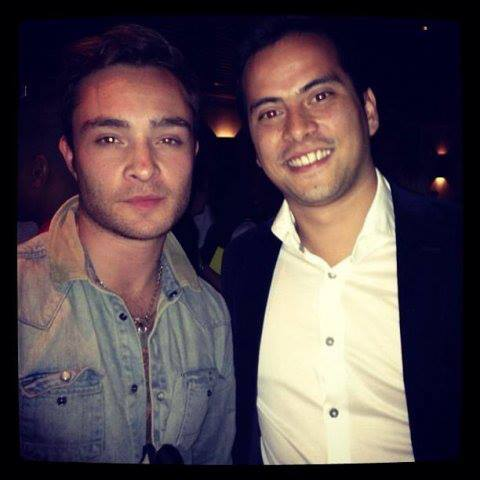 ED WESTWICK at the NOVIKOV RESTAURANT, London (10.07.13)