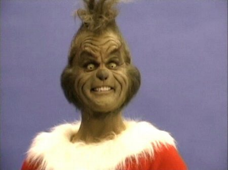 How The Grinch Stole Christmas wallpaper entitled EXCLUSIVE PHOTOS