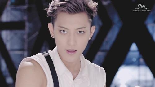 EXO - Growl Teaser - EXO-M Fan Art (35139053) - Fanpop