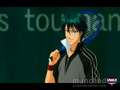 Echizen munched some more