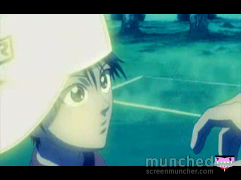 Echizen munched some еще