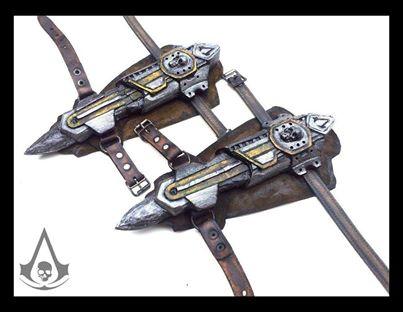 hidden blade edward kenway - photo #20