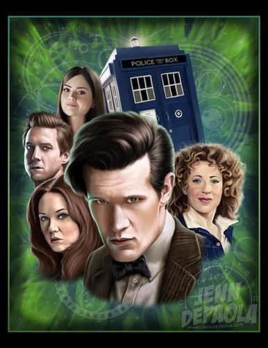 Eleven and Companions