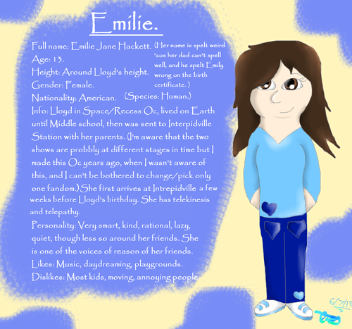 Emilie.