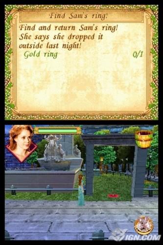 魔法にかけられて (video game)