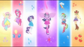 Equestria Girls Wallpaper