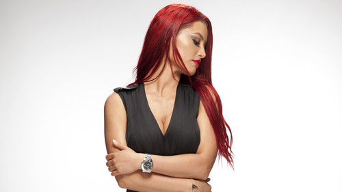 Diva WWE kertas dinding possibly with attractiveness entitled Eva Marie
