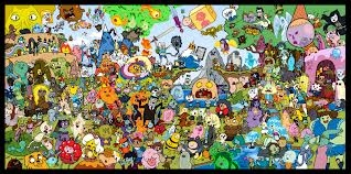 Find Finn (cuz I can't)