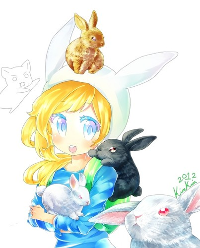 Fionna the Human Girl