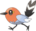 Fletchling  - pokemon-x-and-pokemon-y-version photo