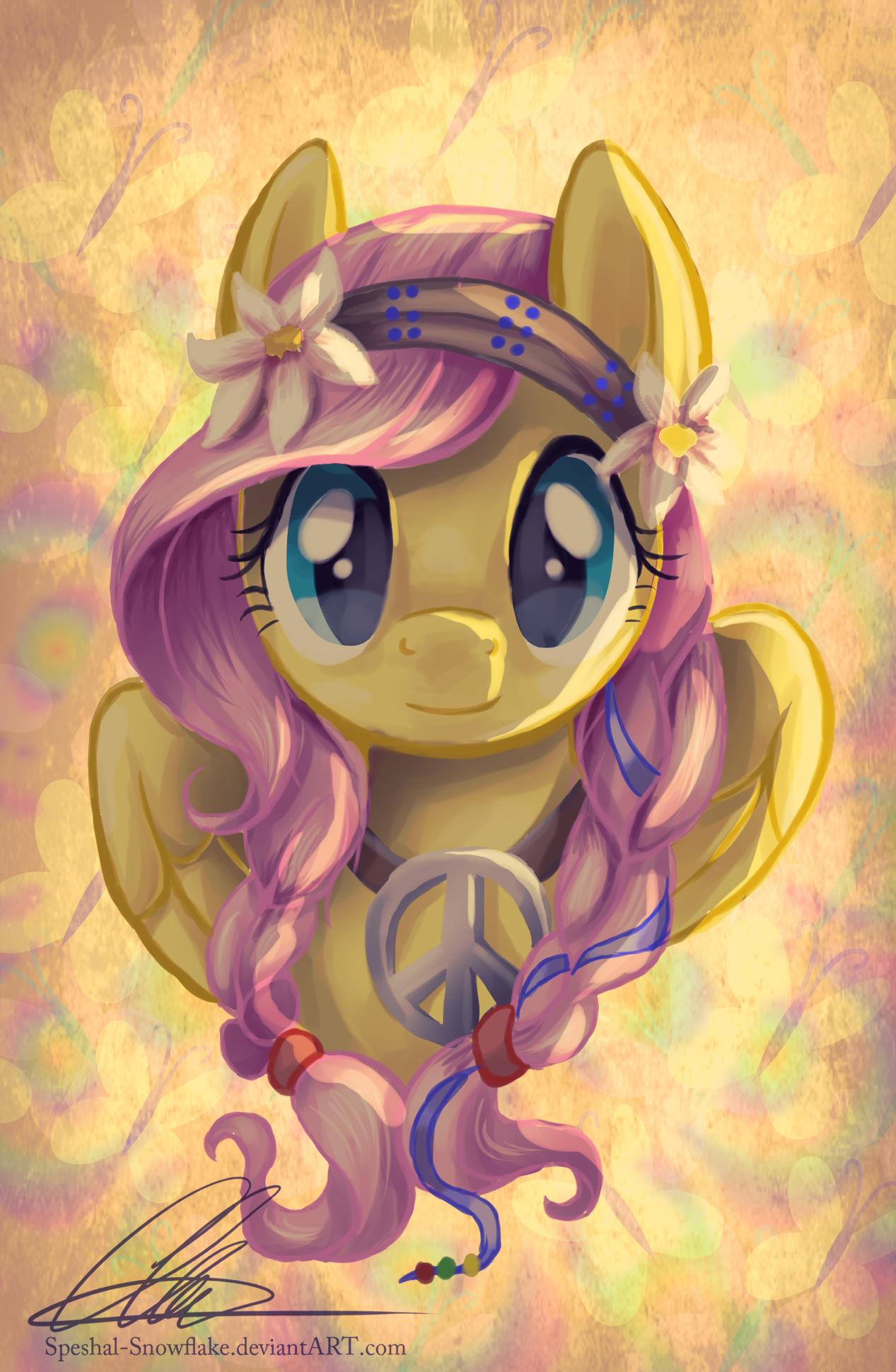 Fluttershy - My Little Pony Friendship is Magic Fan Art ...