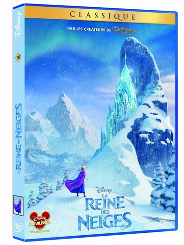 French Frozen DVDD