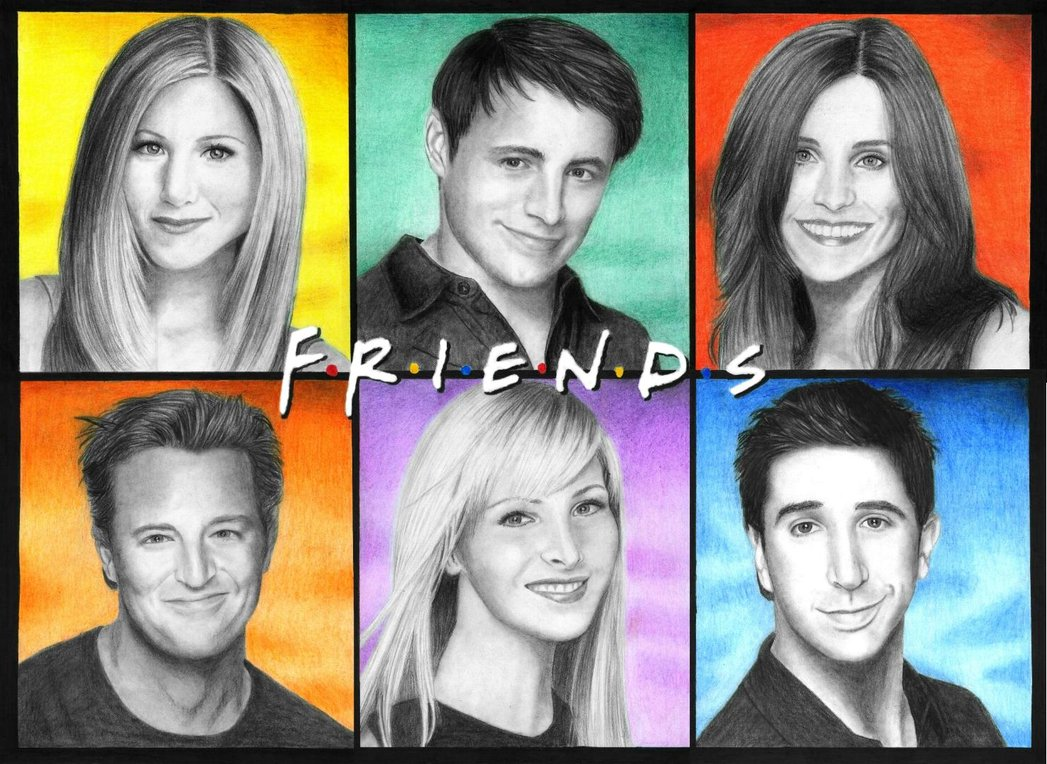 Friends Fan Art
