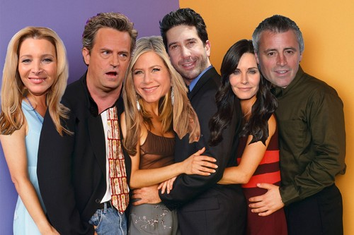 Friends cast LOL
