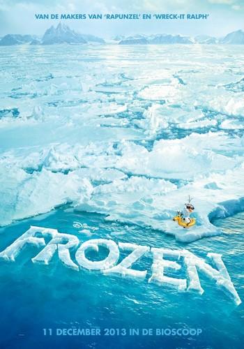 アナと雪の女王 International Posters