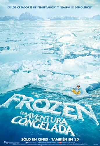 Frozen International Posters