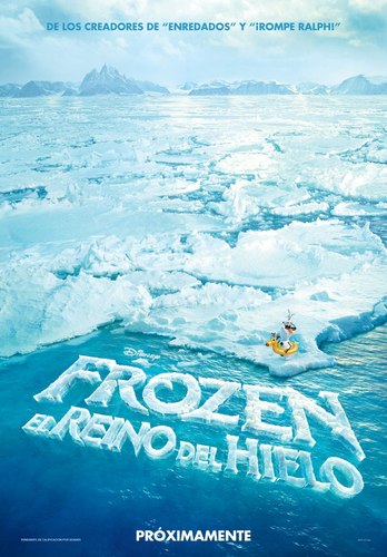 Frozen images Frozen Spanish Poster HD wallpaper and background ...