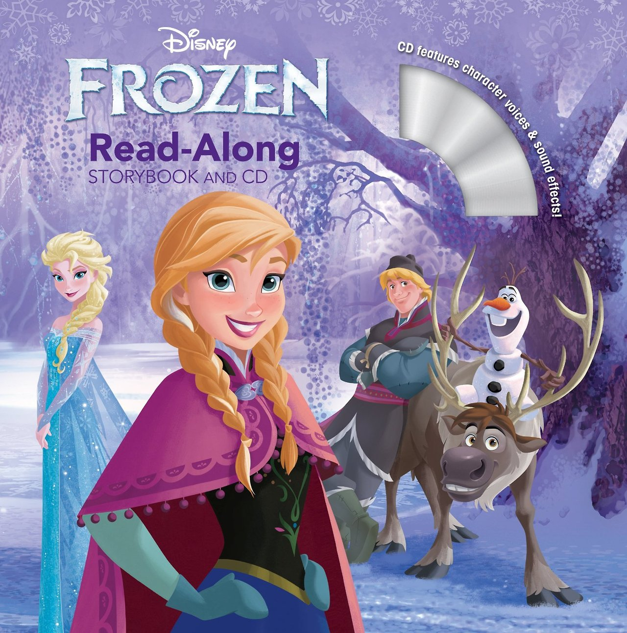 Disney Frozen Book
