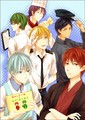 Future Jobs - generation-of-miracles-kuroko-no-basuke photo
