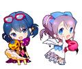 Fuyuka and Haruna♥