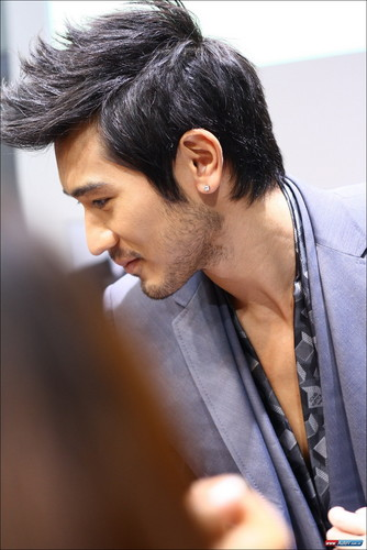 Godfrey Gao wallpaper possibly with a business suit entitled G.G.