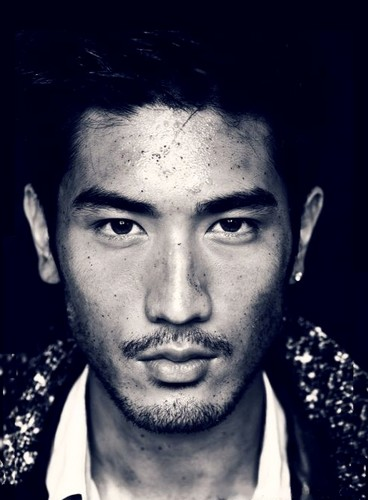 Godfrey Gao fondo de pantalla probably containing a portrait called Godfrey Gao