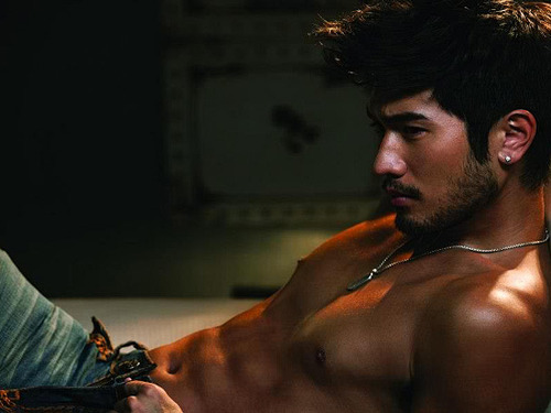 Godfrey Gao wallpaper titled G.G.