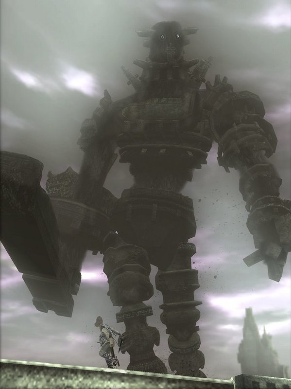 Shadow of the Colossus images Gaius HD wallpaper and ...