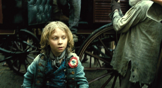 Gavroche Screencaps