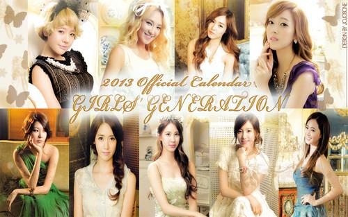 Girls Generation/SNSD!<3 (My fave K-pop group)